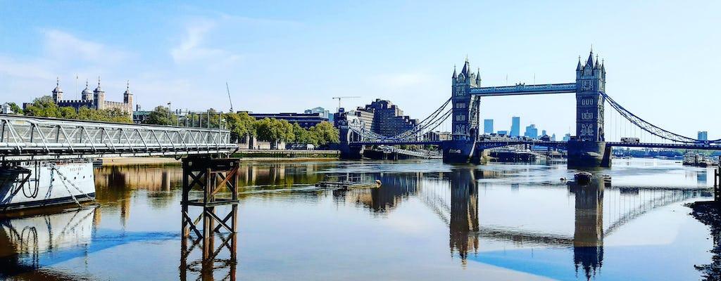 Privétour met taxi in Londen