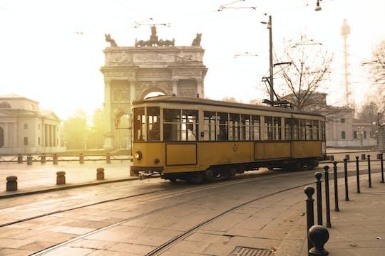 Wycieczka po Mediolanie historycznym tramwajem