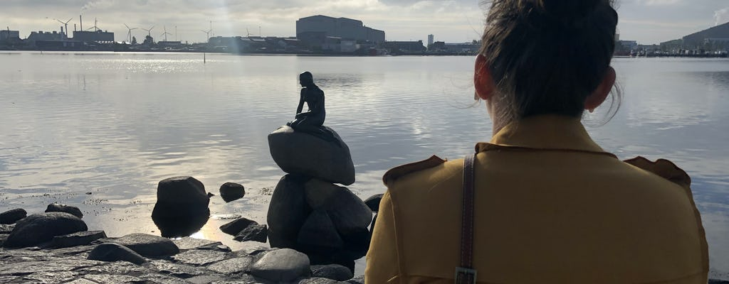 Experience the Little Mermaid's story in Copenhagen