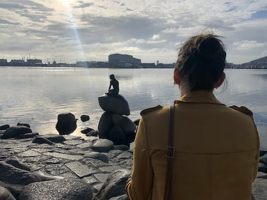 Experience the Little Mermaid's story in Copenhagen