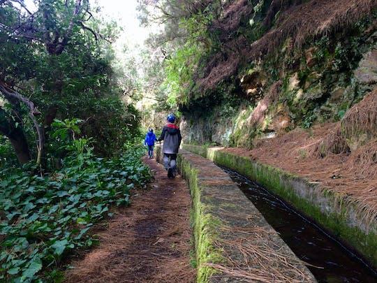 La Palma Springs Hike with Transfer