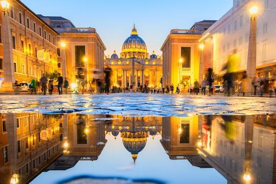 Rondleiding door de Vaticaanse musea en ticket voor het Colosseum met voorrang