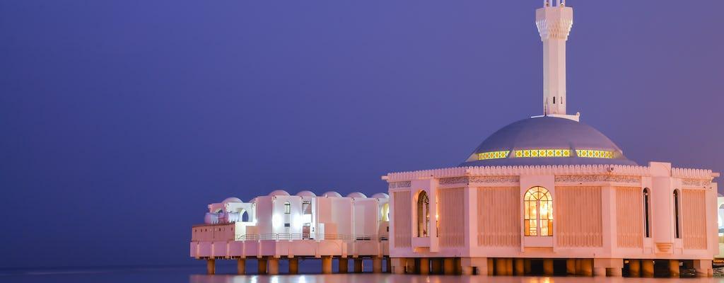 Tour della città di Jeddah di un'intera giornata