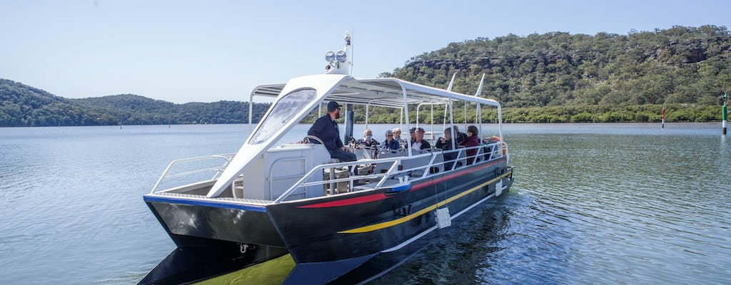 Pearl Farm Discovery Tour in Hawkesbury