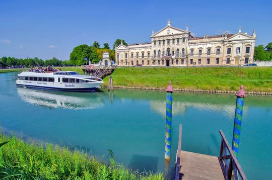 Cruise on Brenta's coast from Padua to Venice