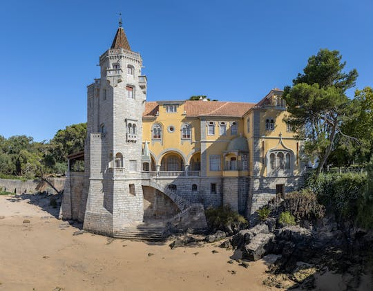 Sintra sightseeing hop-on hop-off tour vanuit Lissabon