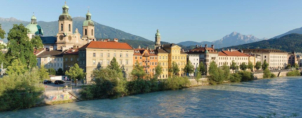 Giro panoramico di Innsbruck con guida privata