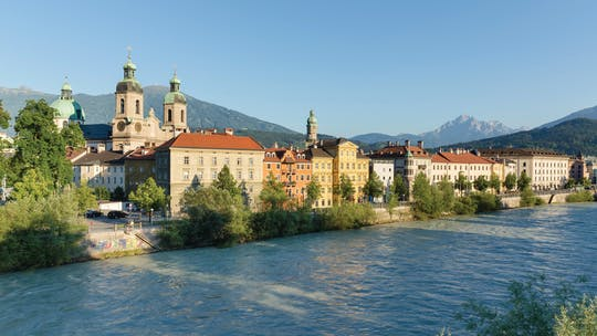 Innsbruck visita de destaque com guia privado