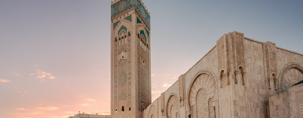 Private half-day sightseeing tour in Casablanca