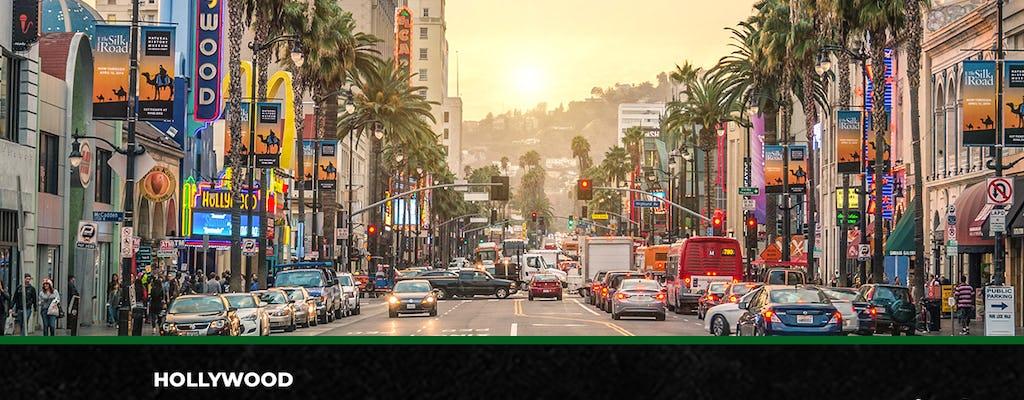 Hollywood Cannabis Tour