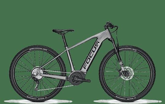 Elektryczny rower górski - wypożyczalnia