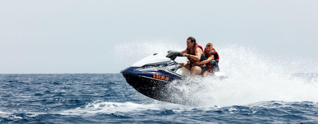 Aquasports Jetski-Ticket für geführte Safari