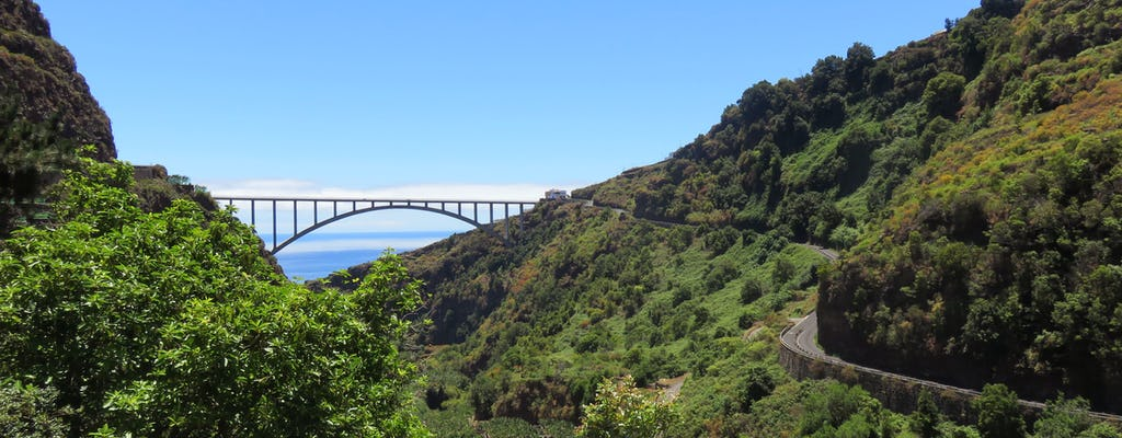 La Palma's Wild North Hiking Tour with Transfer