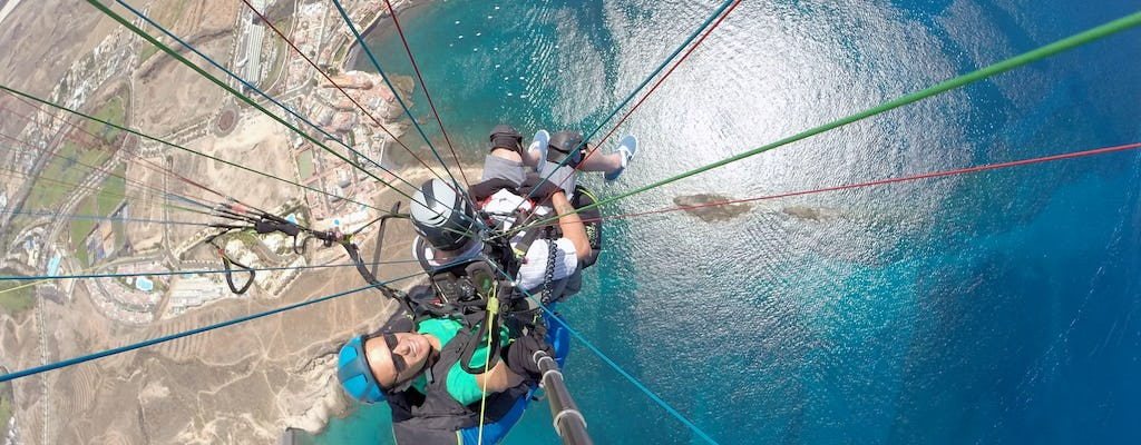 Paragliding Experiences in Tenerife
