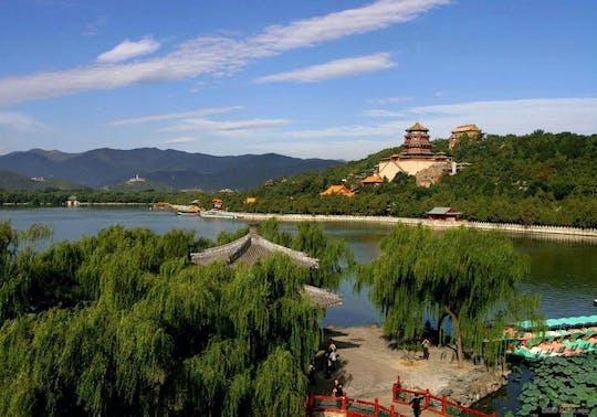 Beijing privétour door Badaling Great Wall en Summer Palace in Beijing