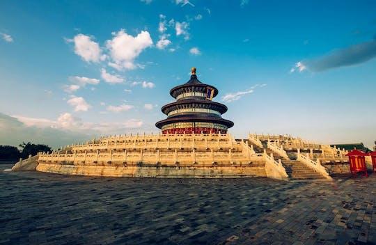 Tour privado de Beijing por la ciudad Prohibida, el Templo del Cielo y el Palacio de Verano