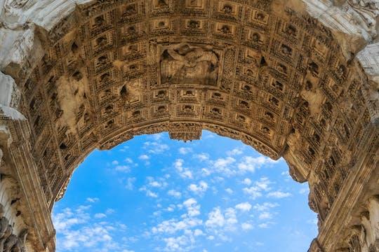 Tour privato della Roma antica: Foro Romano, Palatino e Circo Massimo