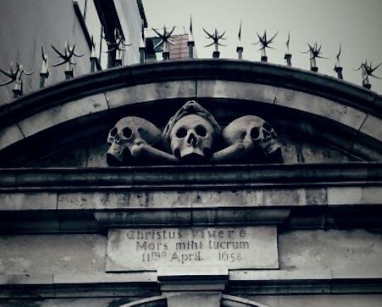 Tour privado de terror en taxi por Londres