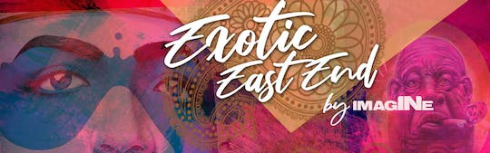 Half-day taste the exotic East End walking tour in London