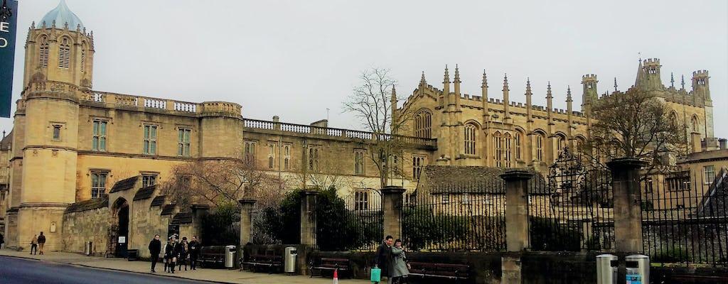 Excursión privada de un día a Oxford y Stratford-upon-Avon desde Londres