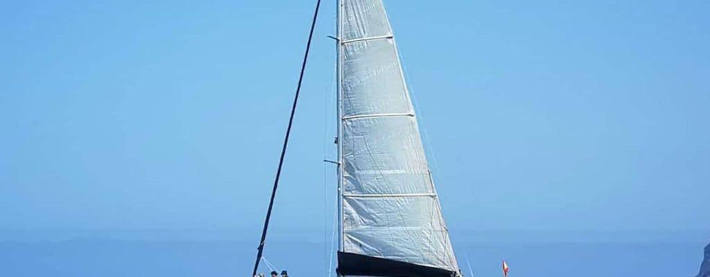 Eco Sailboat Cruise La Palma
