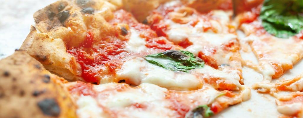 Visite de la pizza et de la nourriture à Naples