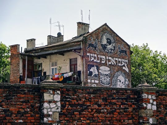 Kazimierz Jewish quarter and Podgórze district walking tour