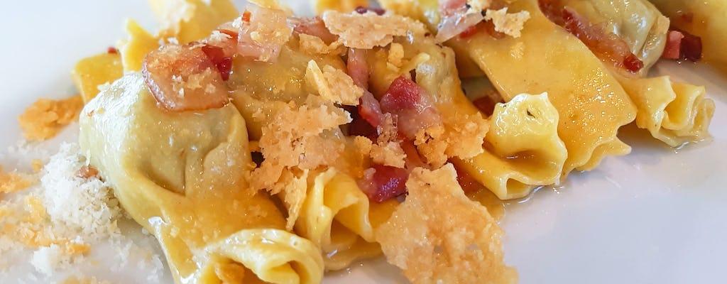 Traditionele voedseltour in Bergamo
