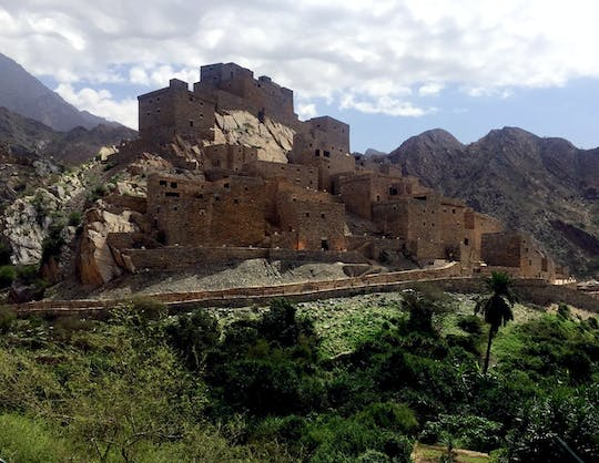 Al Baha full-day tour with Dhee Ayn Marble Village