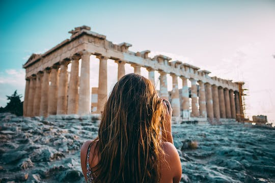 Best of historical Athens private walking tour