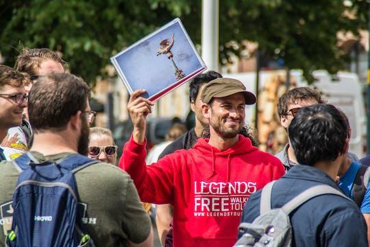 Um tour histórico privado de 2 horas em Bruges