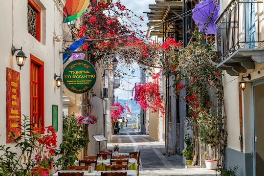 Full-day private tour of Mycenae, Epidaurus and Nafplio from Athens