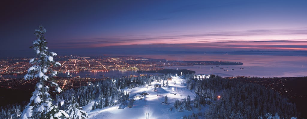Grouse Mountain Winter Admission Ticket