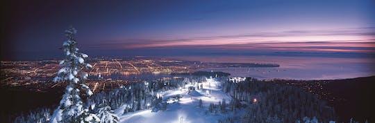 Grouse Mountain Winter Eintrittskarte
