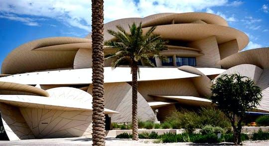 3-godzinna wycieczka do Muzeum Narodowego Kataru