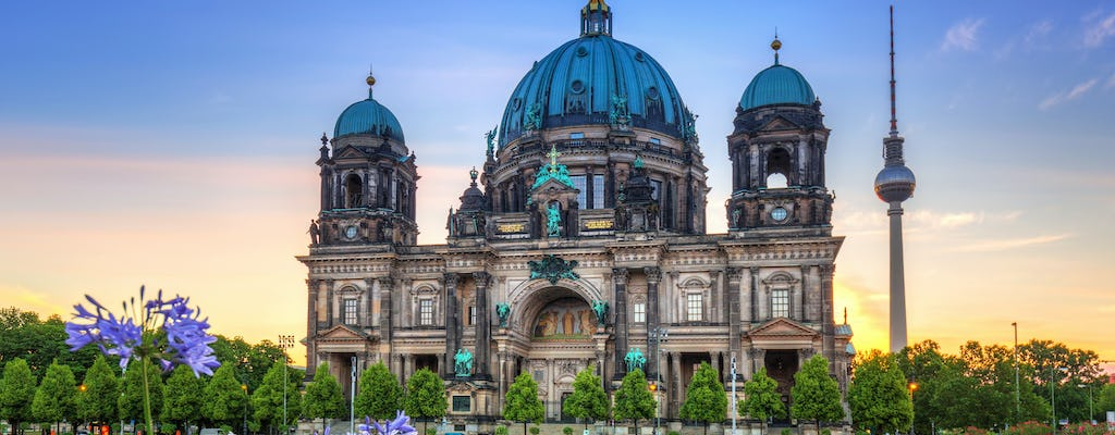 Berlin capital of culture guided tour