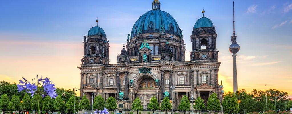 Visita guiada à capital da cultura de Berlim