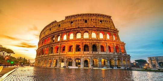 Colosseum Arena and ancient city tour