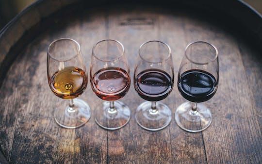 Visite privée des vins de Malibu