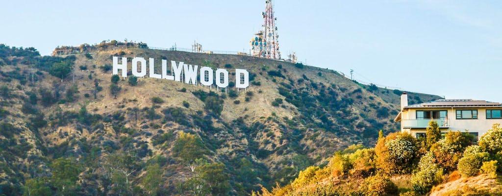 Escursione alla scritta Hollywood Sign all'osservatorio Griffith
