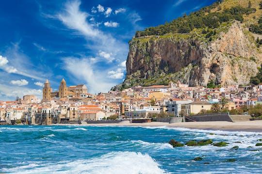 Tour privado em Monreale, Cefalù e Castelbuono saindo de Palermo