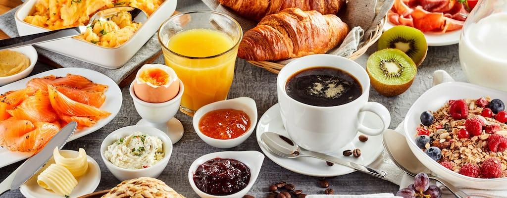 Frühstück im Dunklen