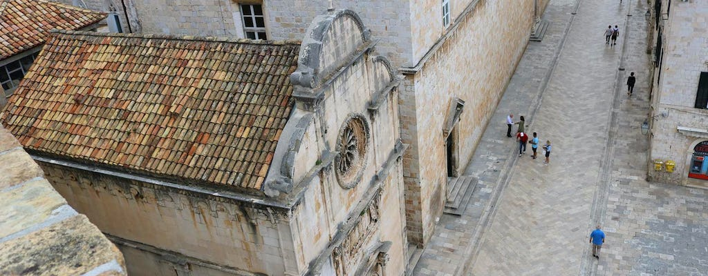 Privétour Dubrovnik Game of Thrones en stadsmuren