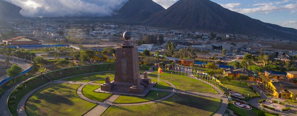 Tour de día completo por Quito y Museo de la Línea Ecuatorial