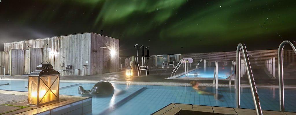 Warm baths and cool lights