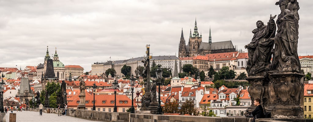 Prague Castle with National Museum and Astronomical Clock top 3 admission tickets