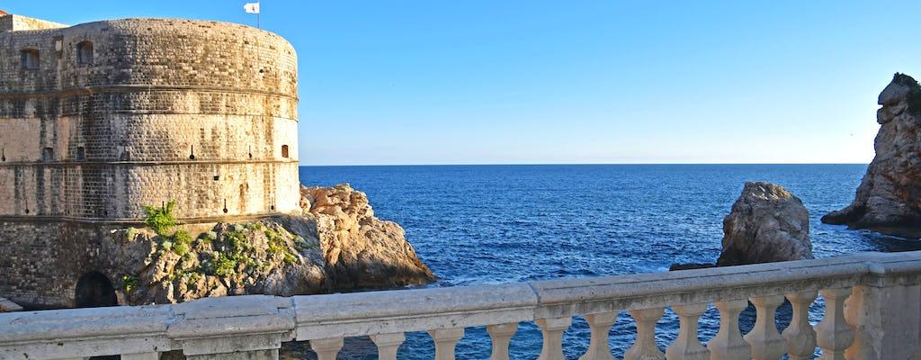 Passeio guiado privado em Dubrovnik