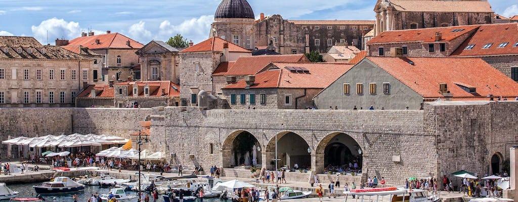 Game of Thrones und Geschichte private Tour in Dubrovnik