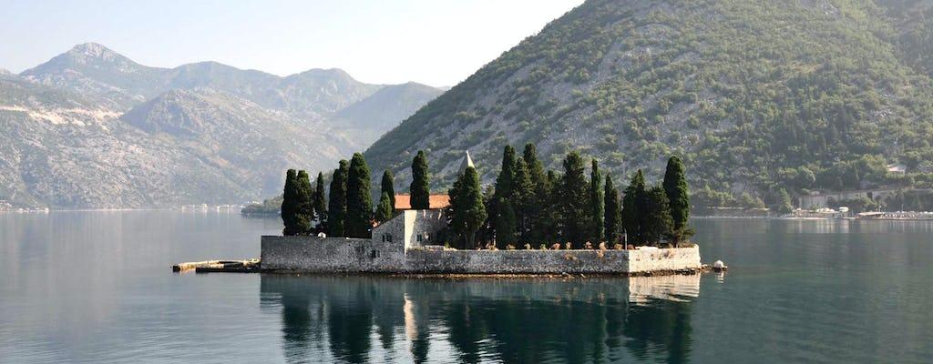 Excursão privada para Montenegro saindo de Dubrovnik