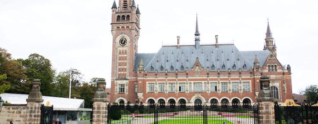 Enter The Hague 3-hour bike tour